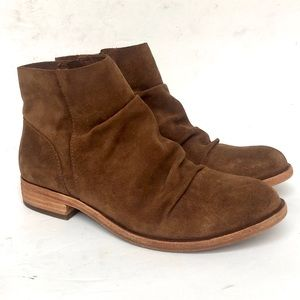 Kork-Ease / Anthropologie Giba Sienna Booties 7M